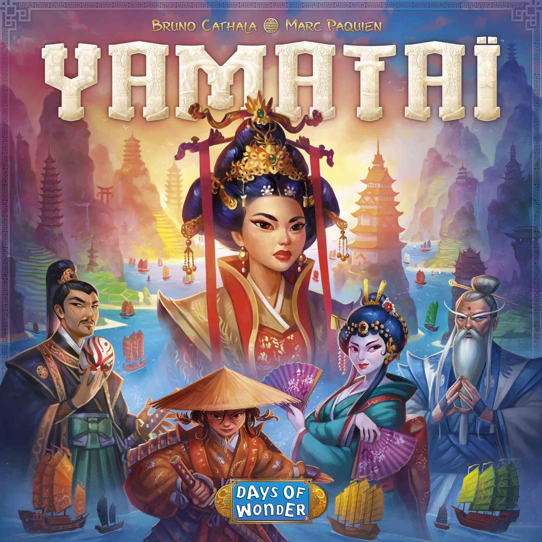 بازی یاماتای(yamatai)